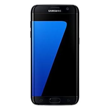 Samsung Galaxy S7 Edge Smartphone, Black, 32GB espandibili [Versione Italiana]