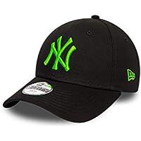 New Era Kids MLB 940 Neyyan Neo Gorra, Unisex niños, Black, Talla Única