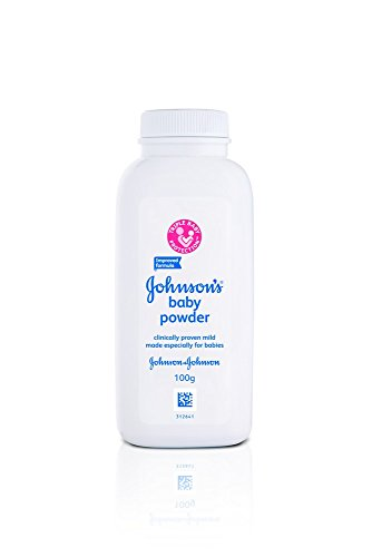 Johnson's Baby Powder (100g)