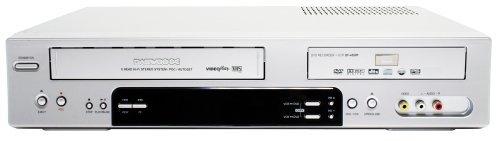 Daewoo Electronics Daewoo df-4500p DVD Recorder VCR Recorder Combo