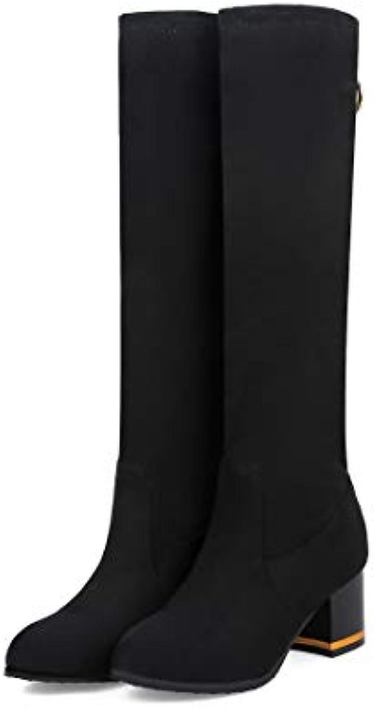 7a59c66dd1acde Sandalette-DEDE Women s Shoes Boots High High High tube women s boots  fashion pointed high heel women s boots B07GSZBCYS Parent d2b8f8
