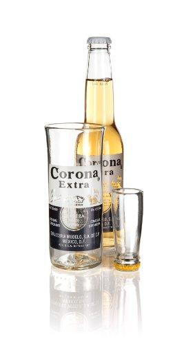 glass-reform-corona-extra-lot-avec-verre-a-biere-verre-a-liqueur-recycles-coffret-cadeau-fait-a-la-m