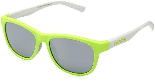 Tifosi Sonnenbrille Swank, (Neon/Frost), 51 mm