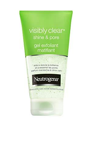 Neutrogena Visibly Clear Pore & Shine Gel Exfoliant...