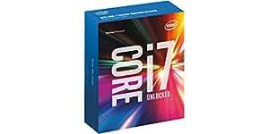 Intel BX80662I76700K Box Core I7-6700K Processore, Argento