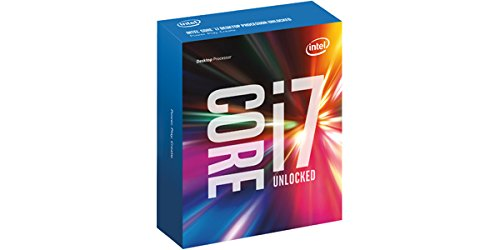 Intel Core i7 6700K Processor (4 GHz, 4 Core, 8
