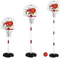 Basketbol Potası Ayaklı Ayarlanabilir 3 Farklı Boy Top Dahil basket potası