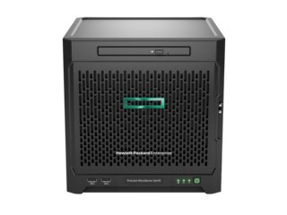 HP Enterprise ProLiant MicroServer Gen10 1.6GHz X3216 200W Ultra Micro Tower Server, 870208-421