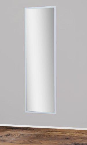 5136-1 - Spiegel 175x55cm  Rückwand weiß