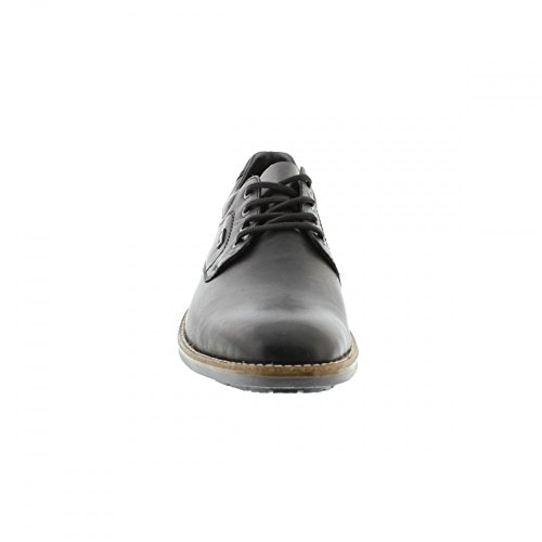 Formale Rieker Edon Mens Lace Up Bronce