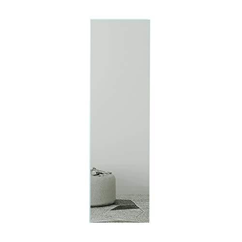 Happ Pegar Armario Dormitorio Espejo Sin Marco Espejo Grande Cuerpo Colgante de Pared Espejo for vestirse (Size : 40x120cm, 款式 Style : Right Angle Wall Hanging)