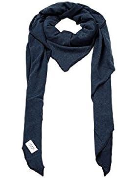 edc by Esprit Accessoires 028ca2q002, Bufanda para Hombre, Azul (Navy 400), Talla única (Talla del fabricante:...