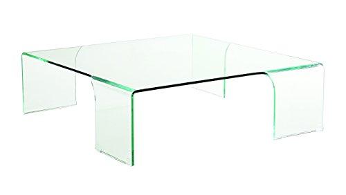 designement bakene Mesa Baja – Tahlia Cristal Transparente, 106 x ...