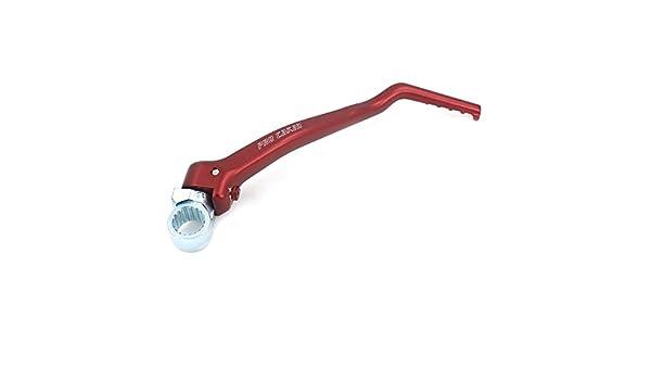JFGRACING Pedale avviamento per pedale avviamento forgiato K.T.M SX85 03-16 SX105 04-11 SXS85 12-13 Husqvarna TC85 14-16 arancione