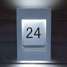 Price comparison product image House Number Light 2–Bulb Room