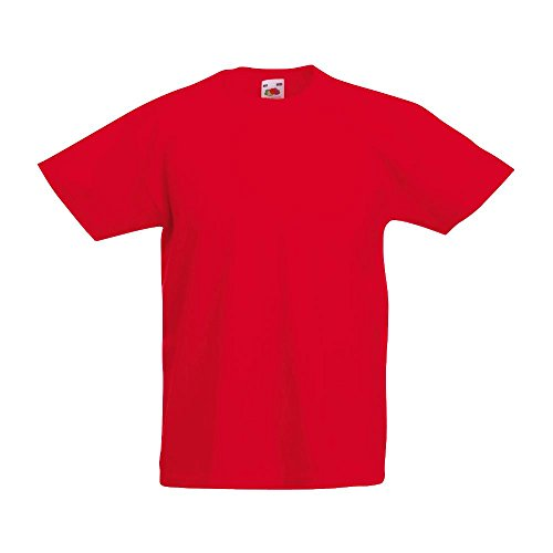 fruit-of-the-loom-kids-value-weight-t-red-116-116red