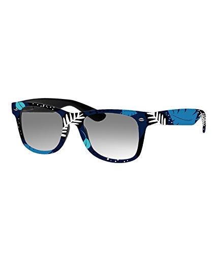 Rockacoca Unisex (Damen Herren) Sonnenbrille mit Design UV400 - Unisex sunglasses with Handpainted Nature Design
