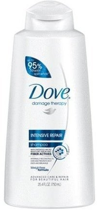 Dove Damage Therapy Intensive Repair Shampoo - 25.4 oz by Dove