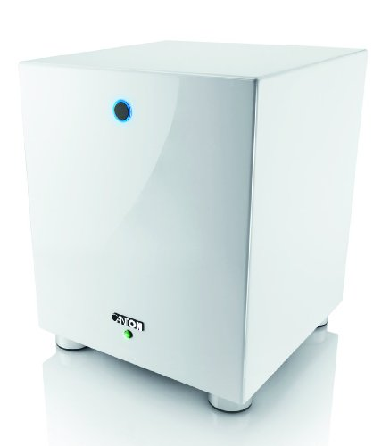 Canton your Sub weiss highgloss Subwoofer