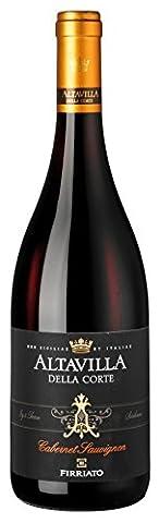 6x 0,75l - 2015er - Firriato - Altavilla della Corte - Cabernet Sauvignon - Terre Siciliane I.G.T. - Sizilien - Italien - Rotwein trocken