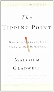 The Tipping Point: How Little Things Can Make A Big Difference (0316679070)   Amazon price tracker / tracking, Amazon price history charts, Amazon price watches, Amazon price drop alerts