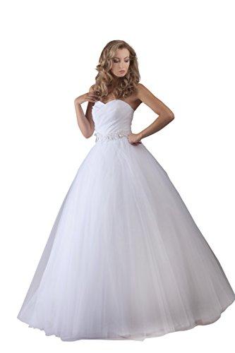 MGT-Shop Brautkleid Brautkleider Hochzeitskleid Hochzeitskleider Hochzeitsmode Abendkleid Bridesmade...