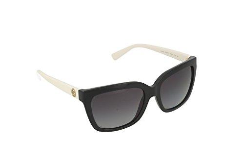 Michael Kors Unisex MK6016 Sandestin Sonnenbrille, Schwarz (Black 3052T3), One size (Herstellergröße: 54)