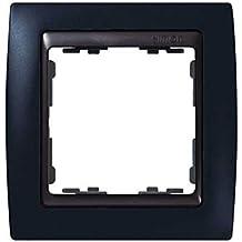Simon - 82812-32 marco 1elem s-82 negro grafito Ref. 6558232001