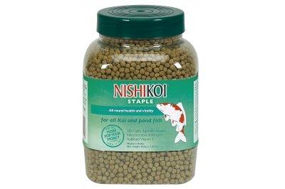 nishikoi-staple-small-pellet-650g-650g