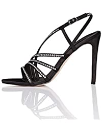 find. - Assymetric Sandal, Sandali punta aperta Donna