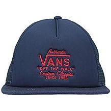 Vans GORRA VA31CDKY9 GALER TRUCKER MARINO U Marino 10f4d8b0c58