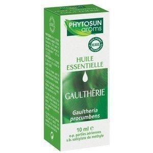 Phytosun - Huile Essentielle De Gaulthérie - Flacon De 10 Ml