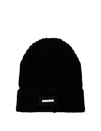 dr-denim-jeansmakers-womens-vince-womens-black-beanie-in-size-one-size-black