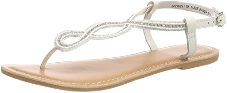 New Look Damen Flattery Peeptoe Sandalen 2018 Letztes Modell  Mode Schuhe Billig Online-Verkauf