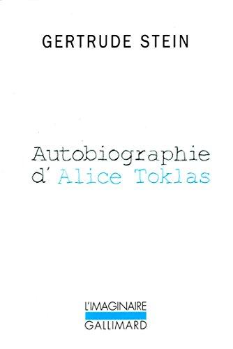 Autobiographie d'Alice Toklas