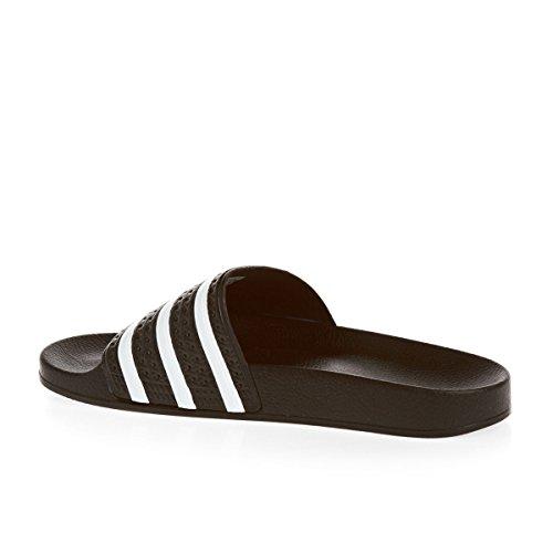 adidas Adilette Unisex-Erwachsene Slipper (core black / white / core black)