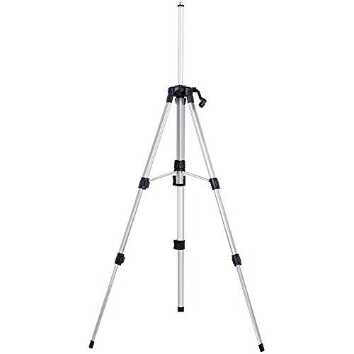 50 Zoll 1,2 m Höhe Faltbare Boden Laser Level Stativ Leicht mit Tasche (Leichte Böden)