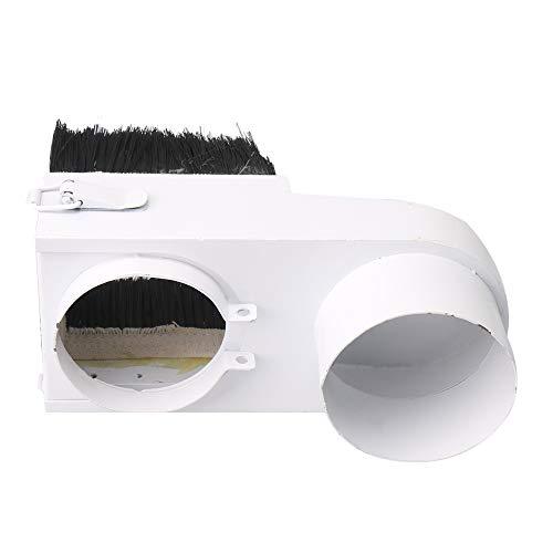 cnbtr 65mm color blanco negro polvo cubierta para zapatos del eje para CNC Router para carpintería fresadora