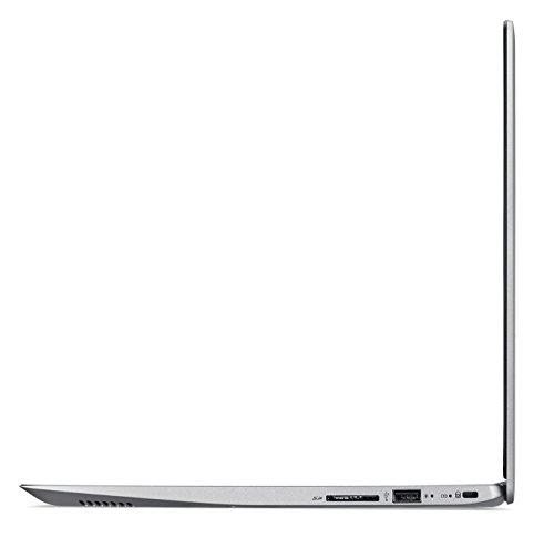 Acer Swift 3 14-Inch Notebook - (Silver) (Intel Core i5-7200U Processor, 8 GB RAM, 256 GB SSD, NVIDIA GeForce MX150 2 GB Graphics, Windows 10)