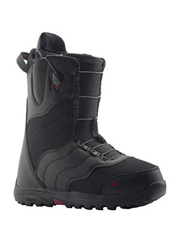 Burton Damen Mint Black Snowboard Boot, 7.0 Burton Womens Mint Snowboard Boot