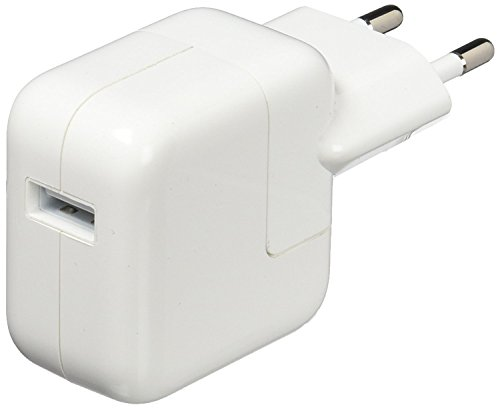 QAWACHH 12w USB Power Adapter Compatible for iFone,Powerbook,Pro,iPad,iBook with USB Cable