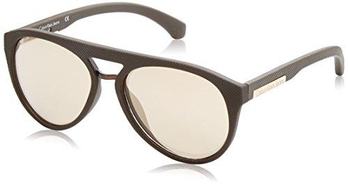 Calvin klein 205w39nyc ckj800s 246 56 occhiali da sole, marrone (espresso)
