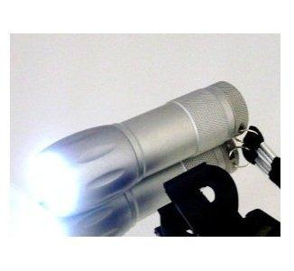 Nerd Clear Xenon Alu Profi Fahrradlampe mit Halterung extrem hell