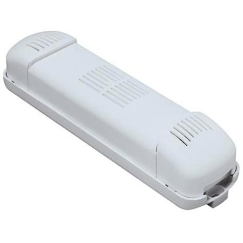 Paulmann 97715 (977.15) Transformator elektronisch, VDE Profi 150W Weiß B/DxHxT 48x40x190mm Einba -