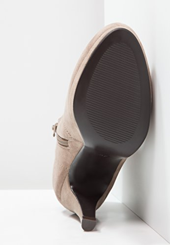 Anna Field Plateau Ankle Boots Damen - Stiefeletten mit Absatz in Schwarz, Gold, Taupe oder Blau