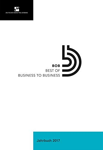 Best of Business-to-Business Jahrbuch 2017