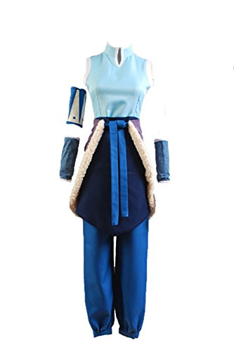 Imagen de daiendi avatar la leyenda de korra korra cosplay disfraz adulto talla
