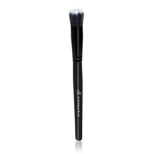 e.l.f. Studio Small Stipple Brush Makeup Foundation Powder Face ELF Soft Quality by e.l.f. Studio [Beauty] (English Manual)