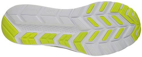 Saucony Kinvara 8, Chaussures de Running Homme Noir (Noir/Citron)