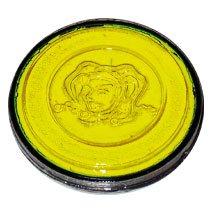 Eulenspiegel Profi-Schminkfarben GmbH Búho Espejo 420409-Neon de Efecto de Color, Amarillo, 12ml